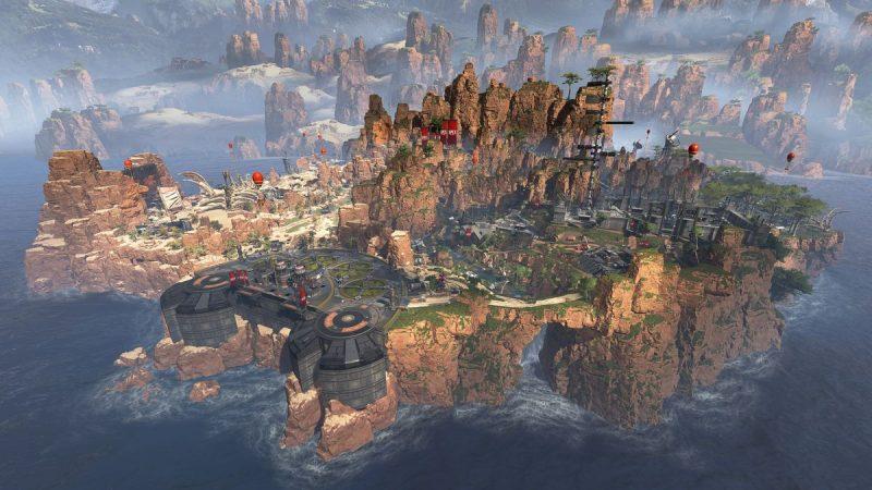 Dikonfirmasi, Apex Legends Akan Segera Rilis Map Baru! Gamedaim