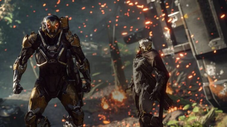 Early Acces Anthem Resmi Rilis, Servernya Malah Crash! Gamedaim