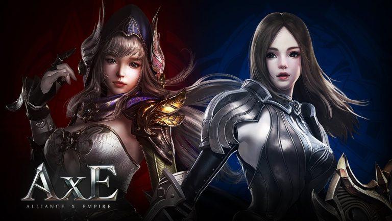 Game MMORPG Open Worl AxE Alliance Vs Empire Resmi Rilis Di Platform Mobile! Gamedaim