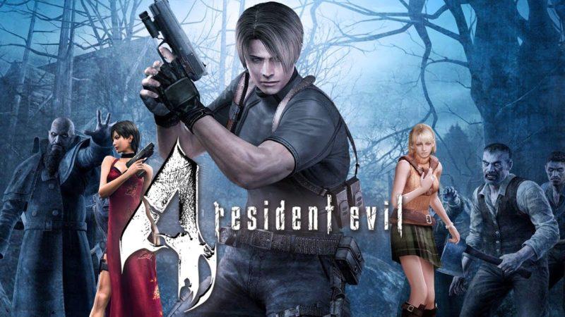 Inilah Cheat Resident Evil 4 PC Lengkap Bahasa Indonesia! Gamedaim