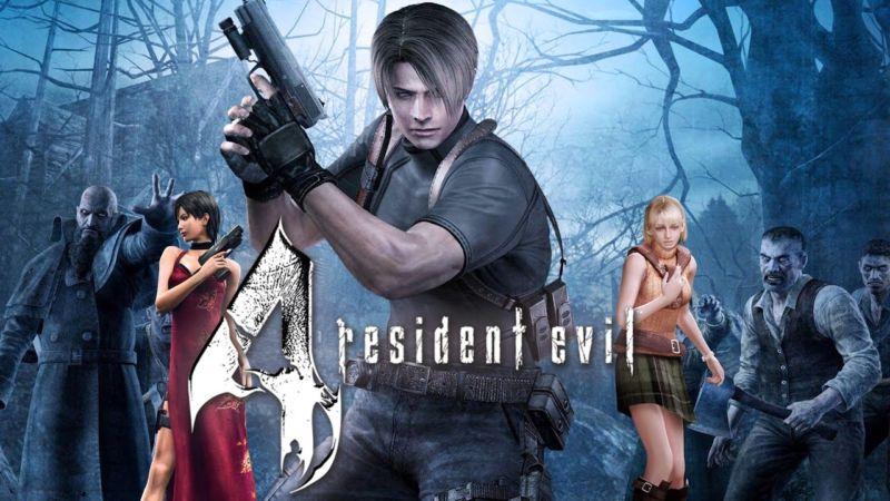 Inilah Cheat Resident Evil 4 PS2 Lengkap Bahasa Indonesia! Gamedaim