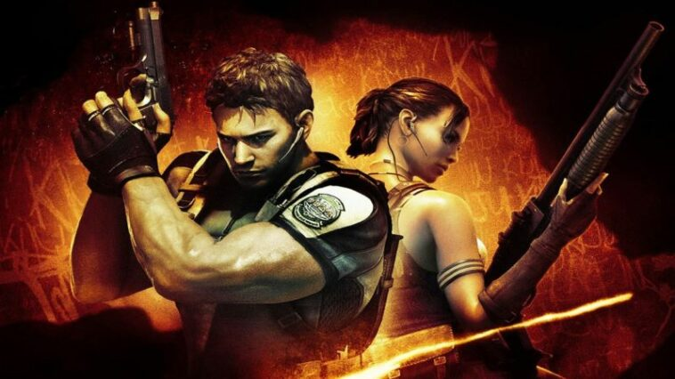 Inilah Cheat Resident Evil 5 Gold Edition PC Lengkap Bahasa Indonesia! Gamedaim