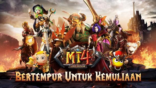 MT4 Lost Honor, Game MMORPG Open World Yang Akan Segera Rilis Di Platform Mobile! Gamedaim