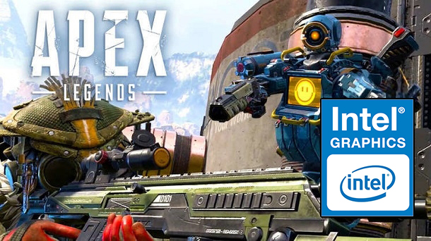 Tidak Ada Kendala, Youtuber Ini Coba Mainkan Apex Legends Di Intel HD! Gamedaim