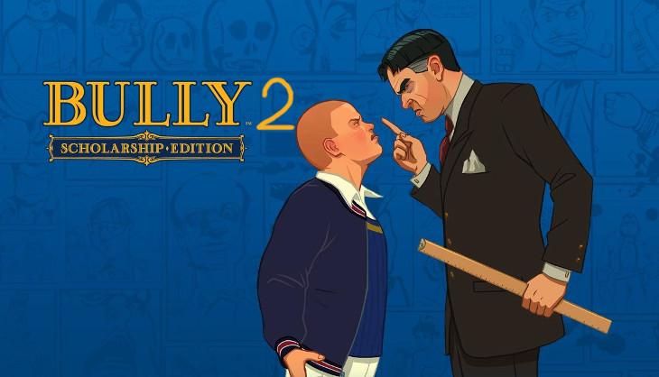Tim Developer Konfirmasi Sedang Kerjakan Bully 2 Gamedaim