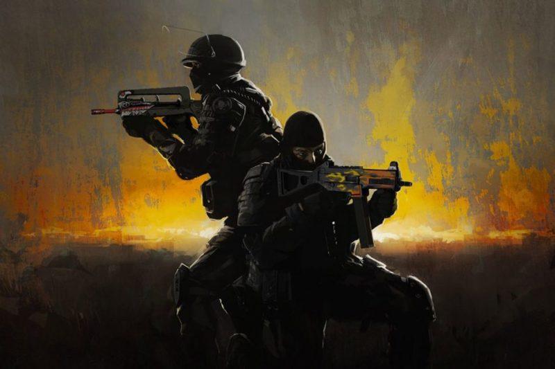 10 Rekomendasi Game FPS PC Terbaik, Bikin Jago Nembak! Counter Strike Global Offensive