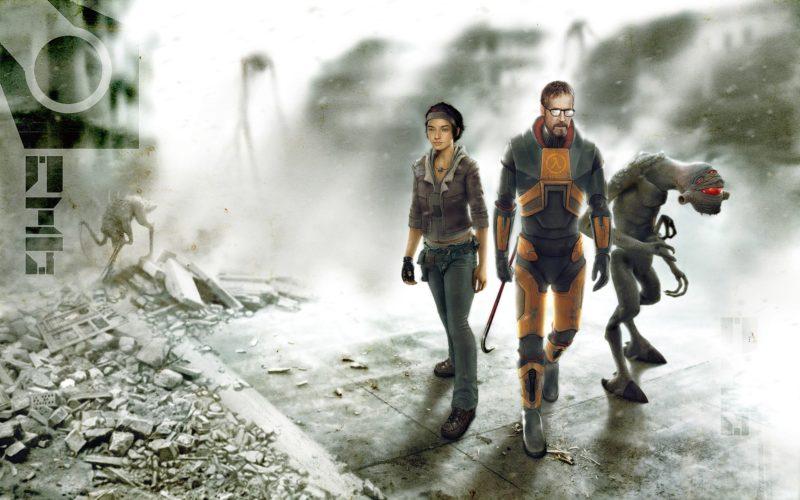 10 Rekomendasi Game FPS PC Terbaik, Bikin Jago Nembak! Half Life II