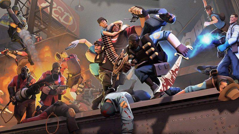 10 Rekomendasi Game FPS PC Terbaik, Bikin Jago Nembak! Team Fortress 2