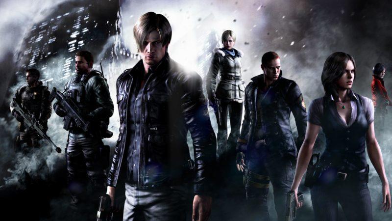 10 Rekomendasi Game PC Offline Terbaik, Lebih Seru Dari Online! Resident Evil