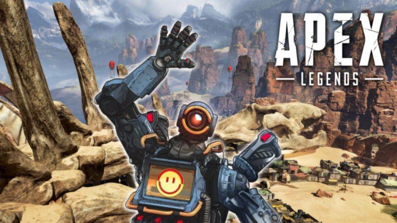 10 Rekomendasi Game PC Online Terbaik, Bisa Main Bareng Pacar! Apex Legends