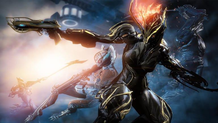 10 Rekomendasi Game PC Online Terbaik, Bisa Main Bareng Pacar! Warframe