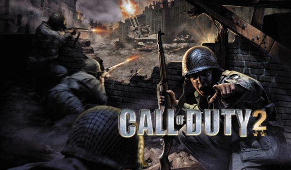 10 Rekomendasi Game PS2 Terbaik, Nostalgia Ke Masa Lalu! Call Of Duty 2