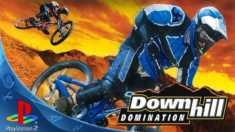 10 Rekomendasi Game PS2 Terbaik, Nostalgia Ke Masa Lalu! Downhill Domination