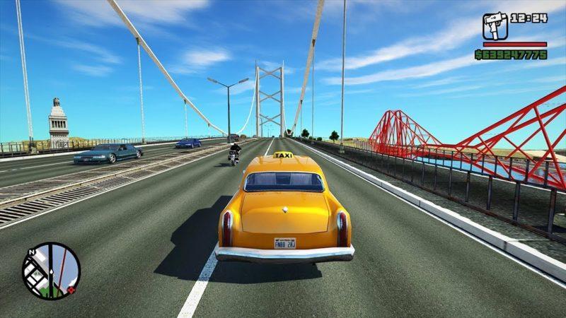 10 Rekomendasi Game PS2 Terbaik, Nostalgia Ke Masa Lalu! Grand Theft Auto San Andreas