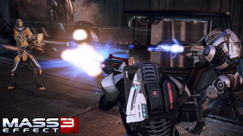 10 Rekomendasi Game RPG Terbaik, Kualitas Bukan Main! Mass Effect 3