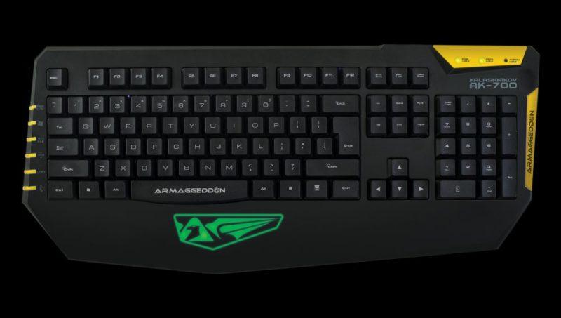 10 Rekomendasi Keyboard Gaming Murah Terbaik, Bukan Murahan Kok! Armageddon AK700
