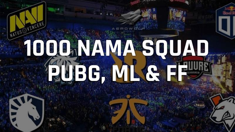 1000+ Nama Keren PUBG Mobile Terbaru 2020! Gamedaim