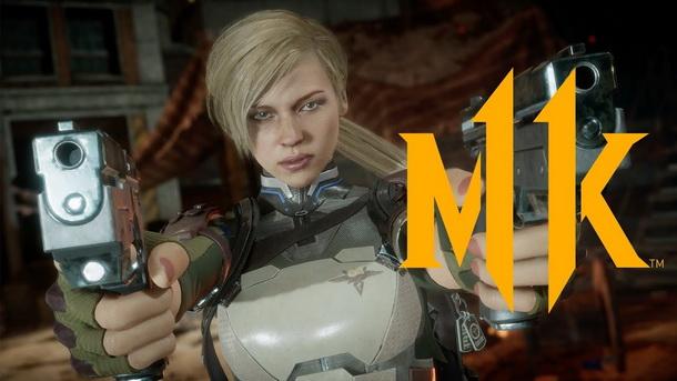 Badass, Inilah Penampakan Cassie Cage Di Mortal Kombat 11! Gamedaim