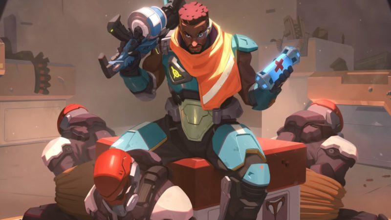 Baptiste, Hero Ke 30 Overwatch Siap Dirilis Dalam Waktu Dekat! Gamedaim