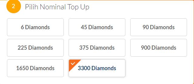 Begini Cara Top Up Diamond Hago Dengan Mudah (update 2020) Nominal Top Up