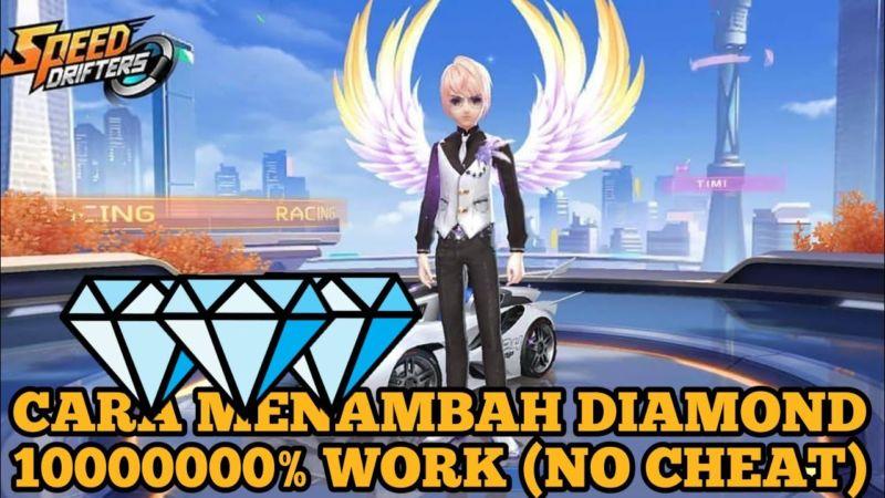 Beginilah Cara Mendapatkan Diamond Speed Drifters Gratis Dengan Mudah! Gamedaim