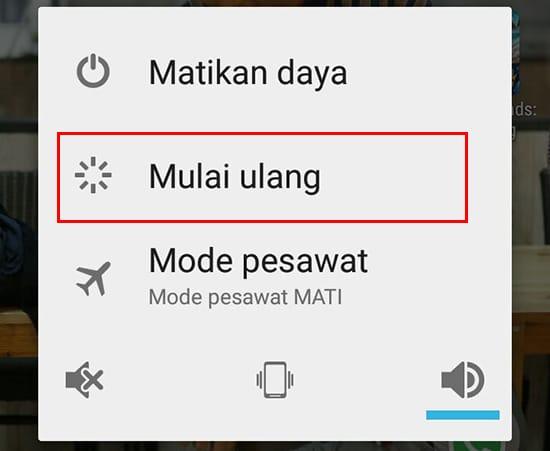 Beginilah Cara Mengatasi Free Fire Error Di Android Dengan Mudah! Restart HP