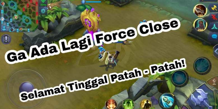 Begini Cara Mengatasi Mobile Legends Force Close Sendiri (Update 2020)ends Force Close Sendiri! Gamedaim