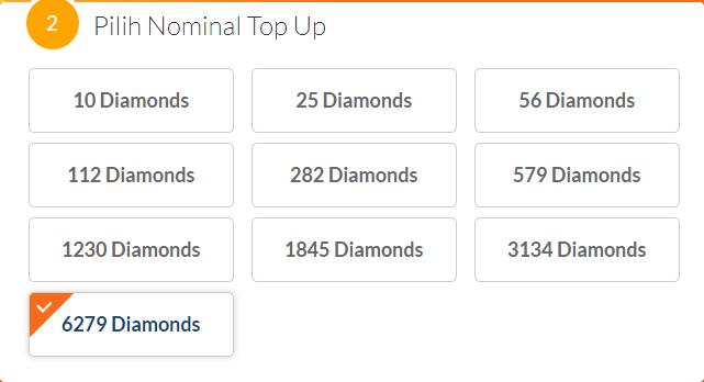 Beginilah Cara Top Up Diamond Speed Drifters Dengan Mudah! Nominal Diamond