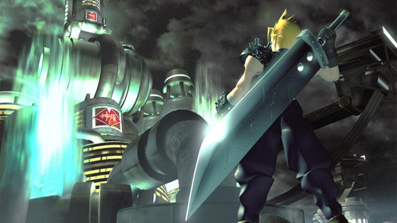 Final Fantasy VII Game Terbaik