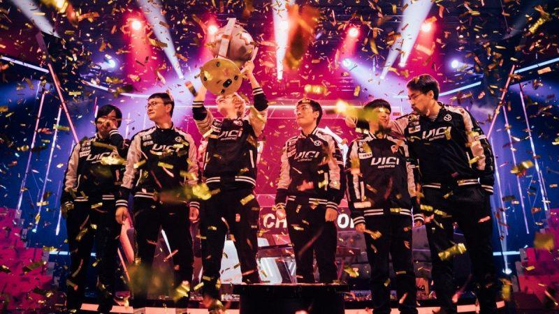 Kalahkan Virtus Pro, Vici Gaming Berhasil Jadi Juara DreamLeague Season 11! Gamedaim
