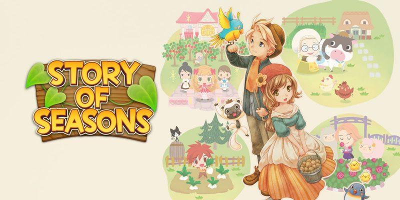 Nostalgia, Marvelous Dan Tencent Umumkan Game Harvest Moon Terbaru Untuk Mobile!