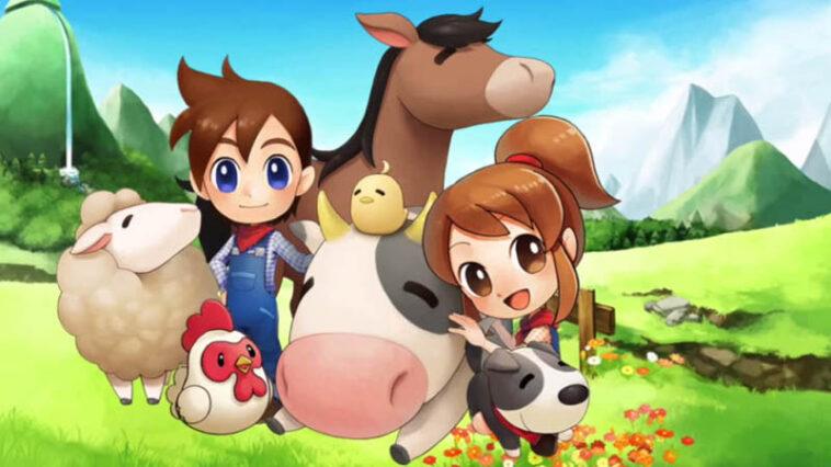 Nostalgia, Marvelous Dan Tencent Umumkan Game Harvest Moon Terbaru Untuk Mobile! Gamedaim