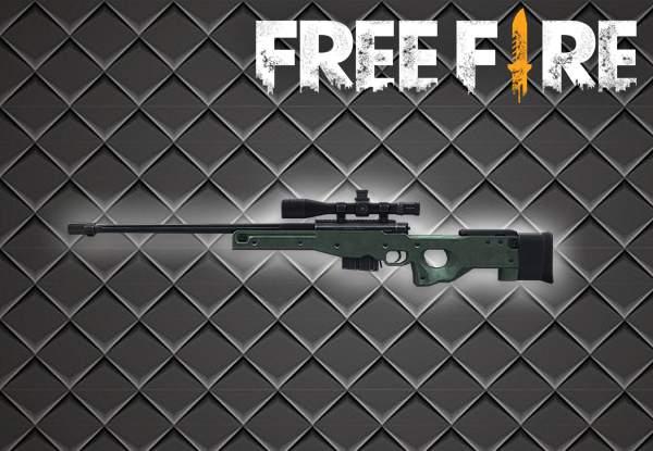 Auto Kill, Inilah 5 Senjata Terbaik Di Free Fire! AWM