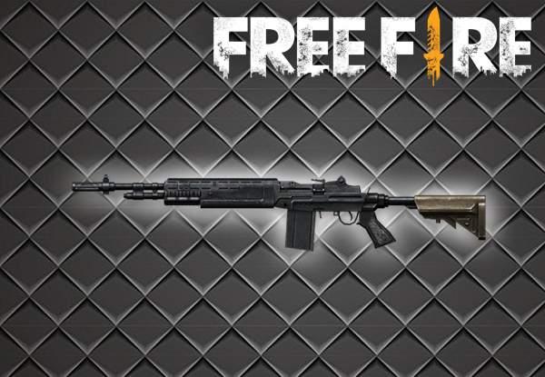 Auto Kill, Inilah 5 Senjata Terbaik Di Free Fire! M14