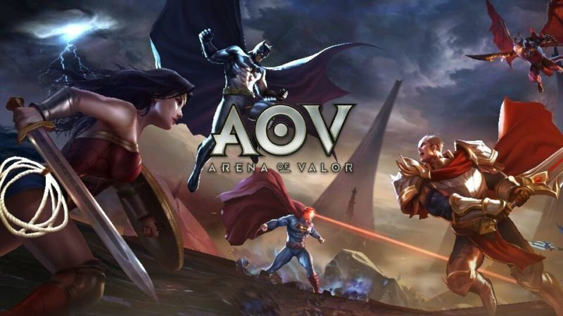 Arena of Valor MOBA Mobile