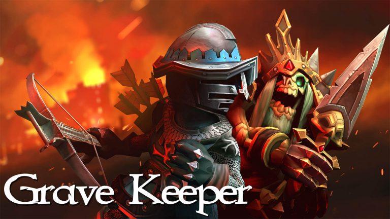 Grave Keeper Resmi Dirilis Di Platform PC Dan Segera Hadir Di Switch! Gamedaim