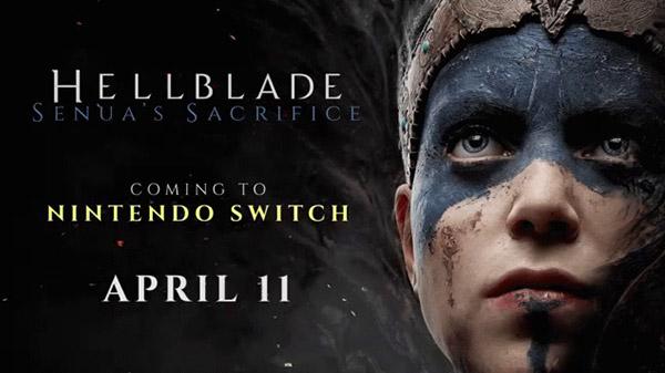 Hellblade Senua's Sacrifice Dipastikan Akan Rilis Di Switch Bulan Ini! Gamedaim