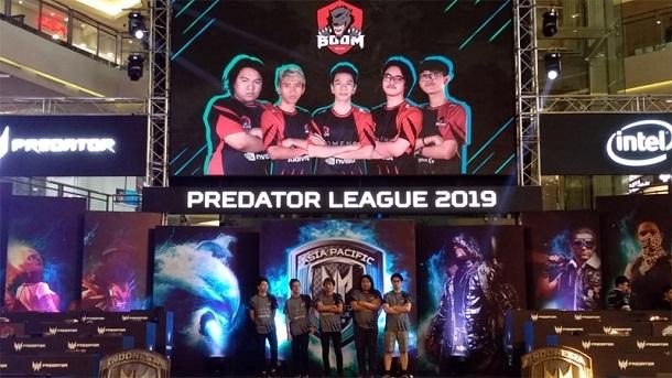 Kalahkan WG.Unity, BOOM ID Resmi Wakilkan Indonesia Di Tournamen DOTA 2 PIT Minor 2019!