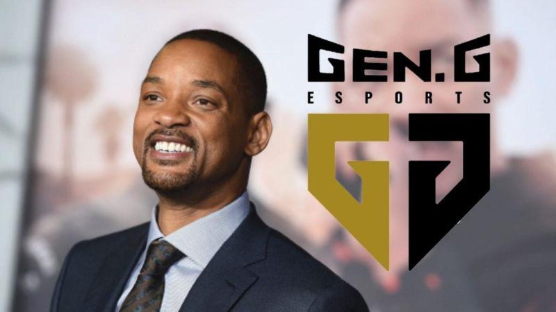 Mulai Tertarik Dengan Esports, Will Smith Lakukan Investasi Untuk Perusahaan Gen.G Sebesar 600 Miliar!