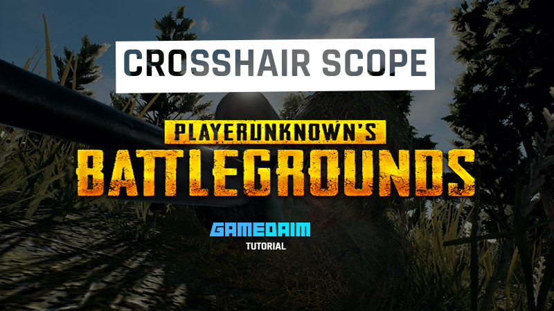 Beginilah Cara Mengganti Crosshair Scope Di PUBG Mobile! Gamedaim