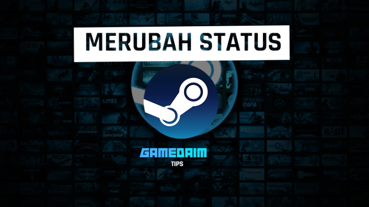 Beginilah Cara Menyembunyikan Status Online Di Steam Dengan Mudah! Gamedaim