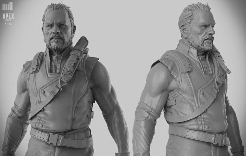 Bocoran, Inikah Penampakan Dua Legend Baru Di Apex Legends