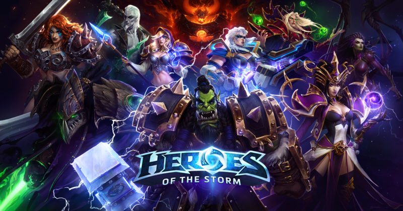 Heroes Of The Storm - Game Moba PC Terbaik