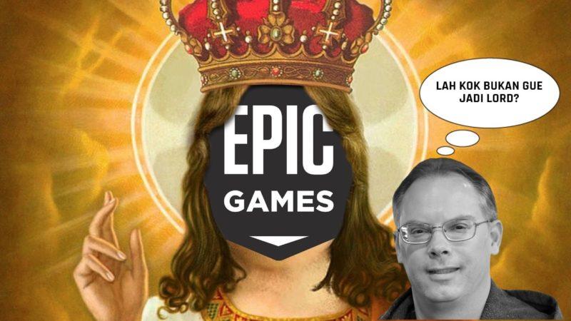 Mega Epic Sale Epic Games Store 2019 Min