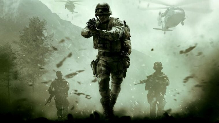 Judul Cod 2019 Call Of Duty Modern Warfare