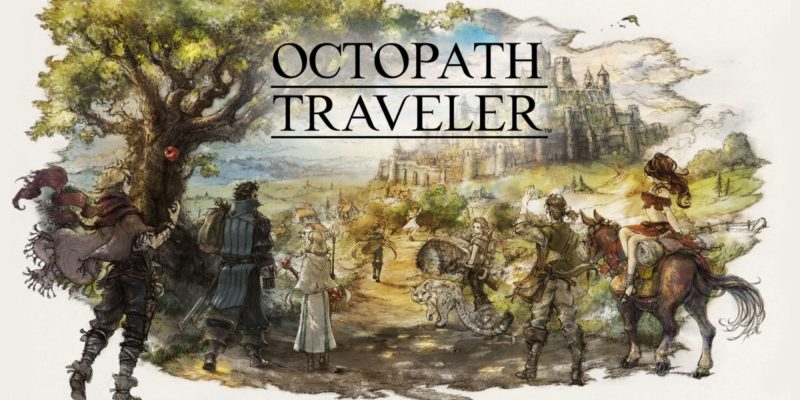 Spesifikasi Pc Octopath Traveler