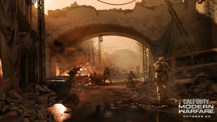 Tanggal Rilis Call Of Duty Modern Warfare