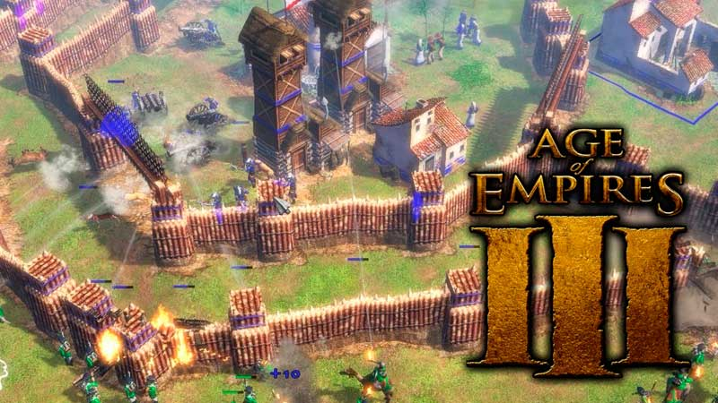 Age Of Empires III - Game Strategi PC