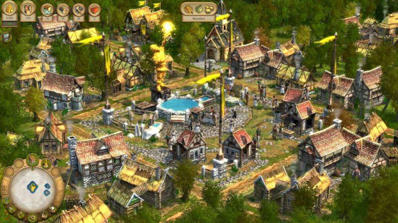 Anno 1701 - Game Strategi PC