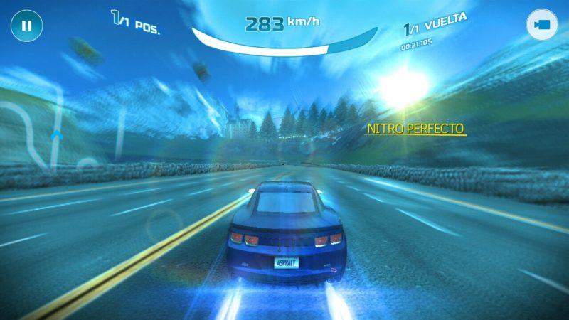 Asphalt Nitro - Game Offline Android